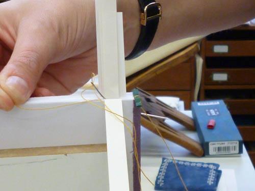 Islamic Binding Working the primary