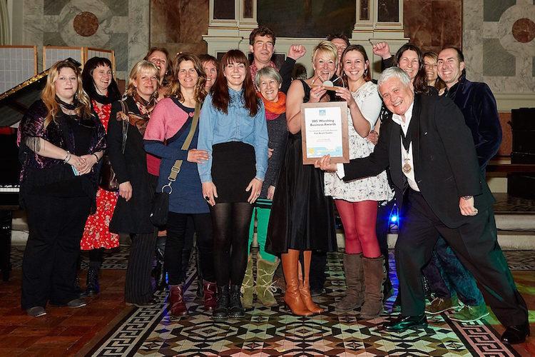 Sunny Worthing Award for Best Arts & Crafts Business Worthing