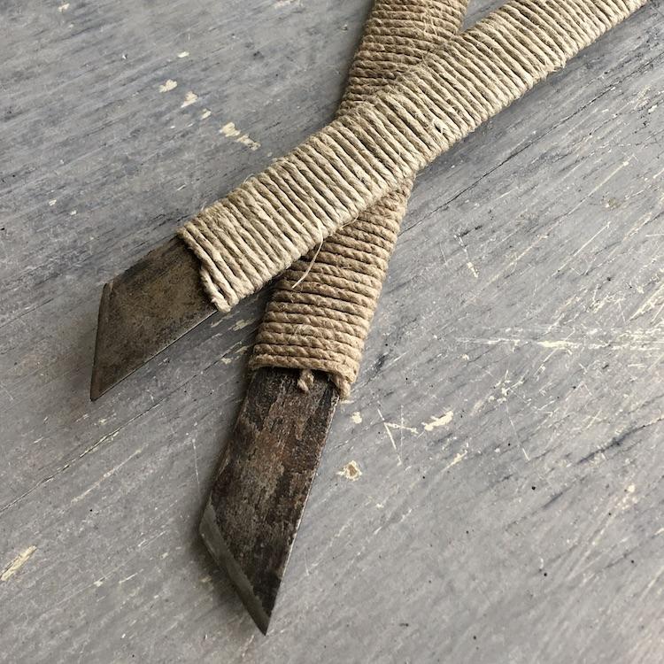 Flat Scraper 1