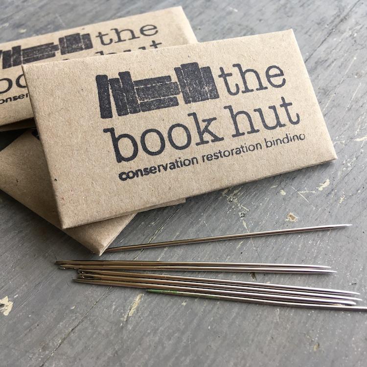 Bookbinders needles 2