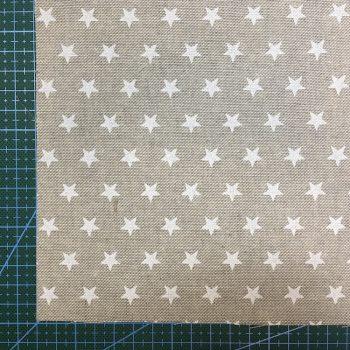 Stars on Beige 1