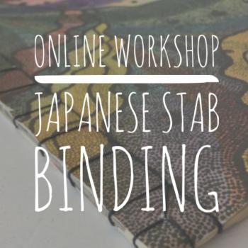 Japanese Stab Binding